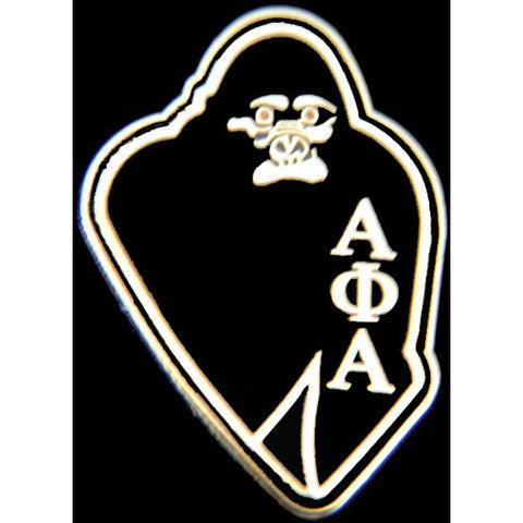 Alpha Phi Alpha New Image Lapel Pin 2