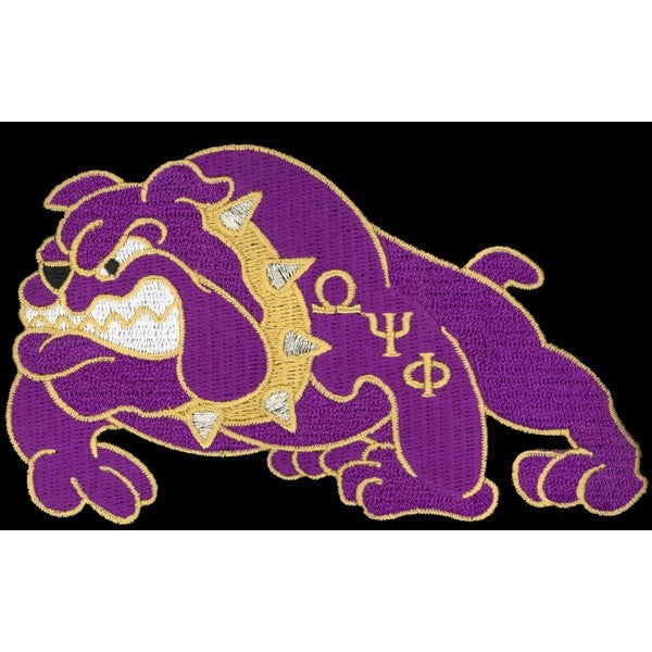 Omega Psi Phi Image Patch