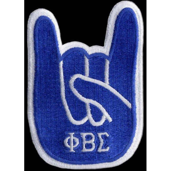 Phi Beta Sigma Image Patch 2