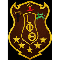 Iota Phi Theta Shield Patch