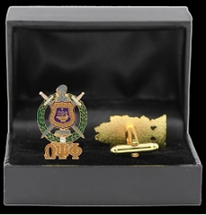 Omega Psi Phi Cuff Link