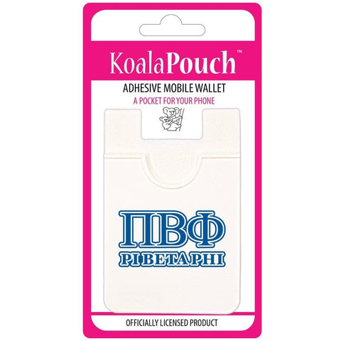 Pi Beta Phi Cell Phone Pouch