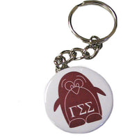 Gamma Gamma Sigma Button Accessory