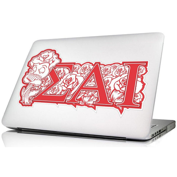 Sigma Alpha Iota Laptop Skin/Wall decal