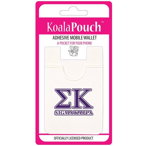 Sigma Kappa Cell Phone Pouch