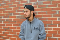Sigma Lambda Beta New Era 1/4 Zip