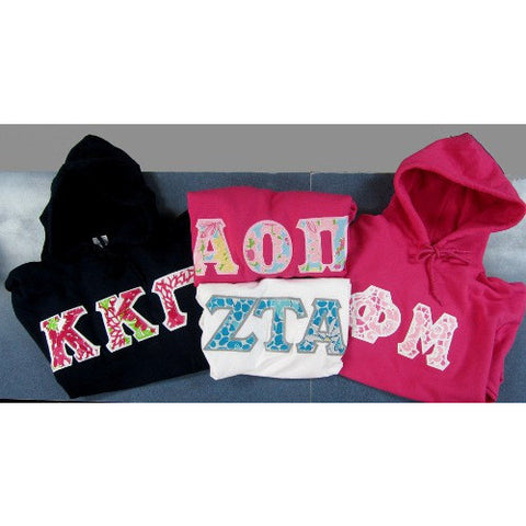 Sorority Applique Tees