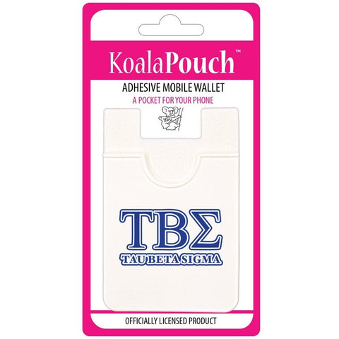 Tau Beta Sigma Cell Phone Pouch