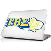 Tau Beta Sigma Laptop Skin/Wall decal