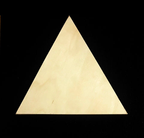 Sigma Kappa Triangle Board Shape