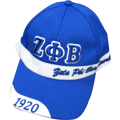 Zeta Phi Beta Founding Year Cap