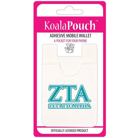 Zeta Tau Alpha Cell Phone Pouch