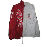 Two Colors Coaches Jacket