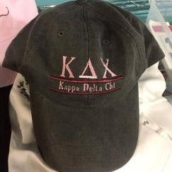 Kappa Delta Chi Traditional Greek Hat
