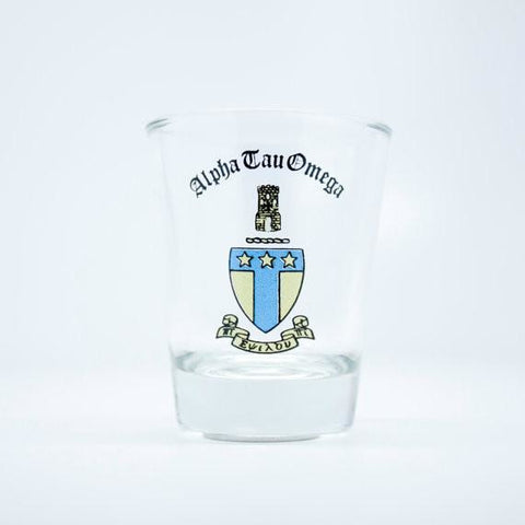 Alpha Tau Omega Toothpick Holder