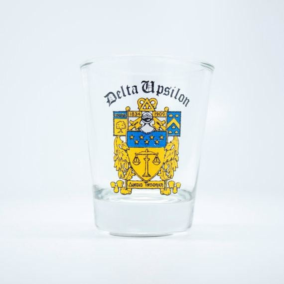 Delta Upsilon Toothpick Holder