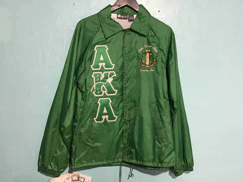 Alpha Kappa Alpha Embellished Crossing Jacket