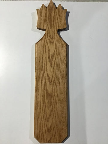 Zeta Tau Alpha Crown Paddle