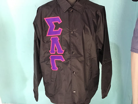 Sigma Lambda Gamma Crossing Jacket