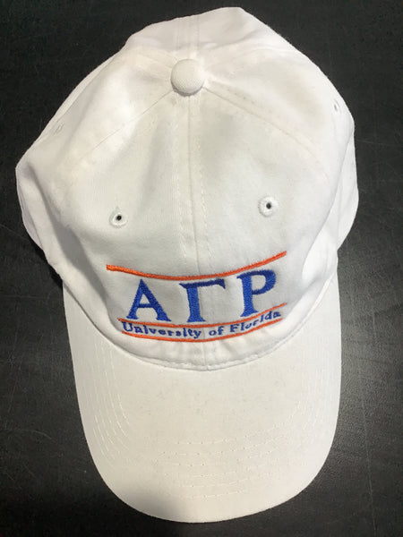 Alpha Gamma Rho Traditional Greek Hat