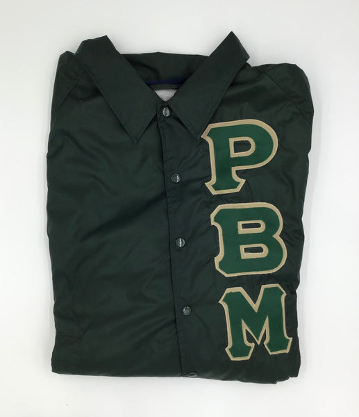 Progressive Black Men Jacket
