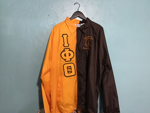 Iota Phi Theta Split Crossing Jacket