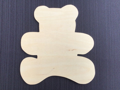 Teddy Bear Board Shape