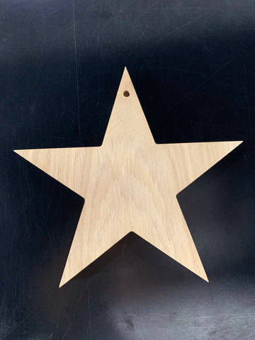Star Wood Board