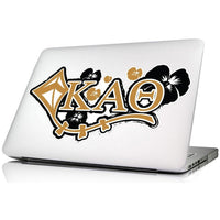 Kappa Alpha Theta Laptop Skin/Wall Decal