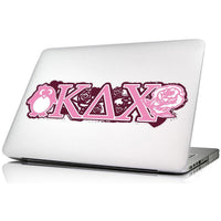 Kappa Delta Chi Laptop Skin/Wall decal
