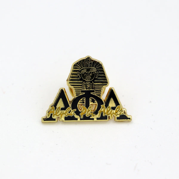 Alpha Phi Alpha New Image Lapel Pin