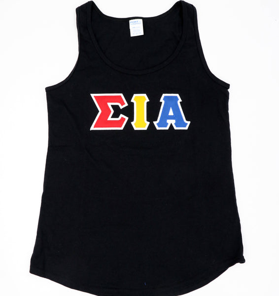 Sigma Iota Alpha Tank Top