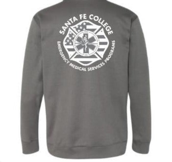 Santa Fe College EMT Men's Full Zip