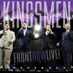 The Kingsmen Quartet CD, Front Row Live