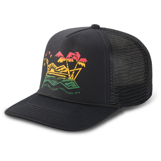 ELECTRIC SUNSET TRUCKER