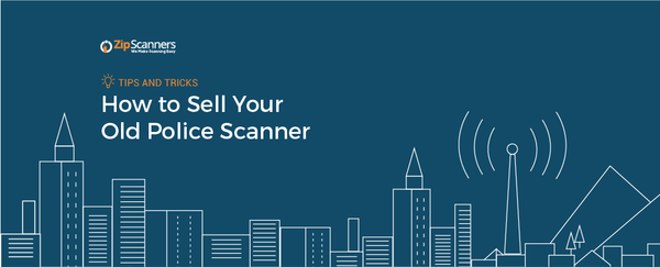 How to Sell Your Old Police Scanner