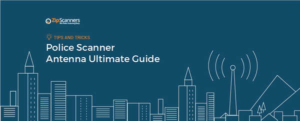 Police Scanner Antenna Ultimate Guide