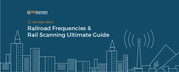 Railroad Frequencies & Rail Scanning Ultimate Guide