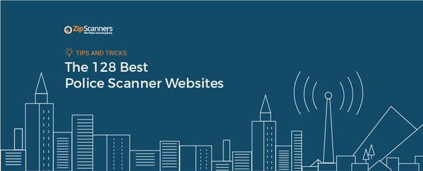 The 128 Best Police Scanner Websites
