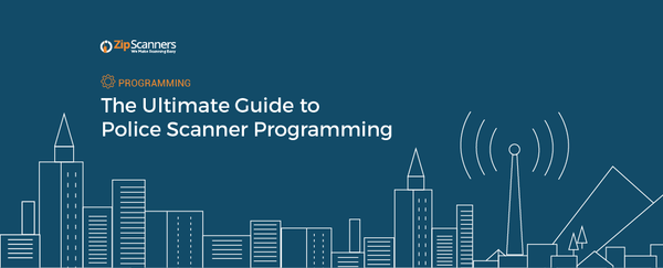 The Ultimate Guide to Police Scanner Programming