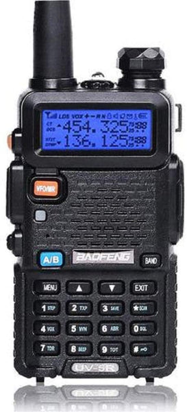 Is Baofeng a Police Scanner?