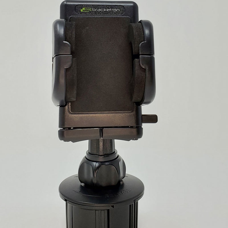 Vehicle Mount for Police Scanner | Cup or Windshield Hands Free Cupholder Mount Front