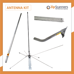 Home Police Scanner Antenna Kit Best Base Scanner Antennas Kit Home Antenna Zip Scanners