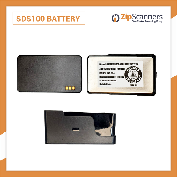 SDS100 Battery BPS100  Uniden SDS100 Police Scanner Radio Zip Scanners