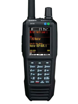 SDS100 Police Scanner Uniden Digital Handheld Scanner hero