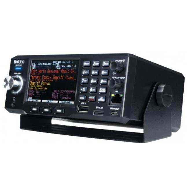 SDS200 Police Scanner | Uniden Digital Base/Mobile Scanner