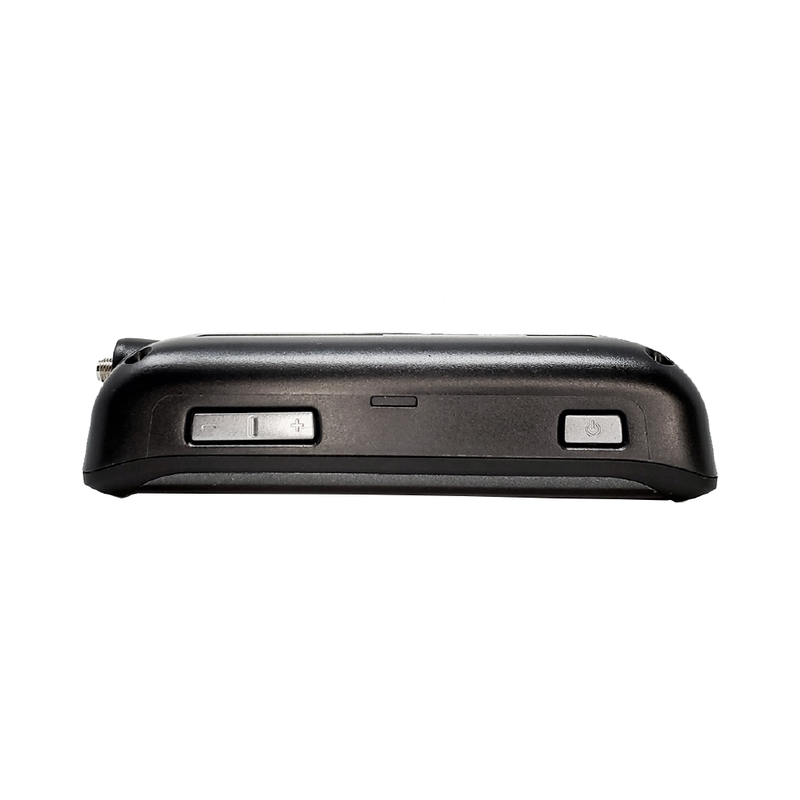 HomePatrol 2 Police Scanner | Uniden Digital Base Scanner Pure White Top