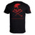 Sticks and Stones T-shirt (Red)