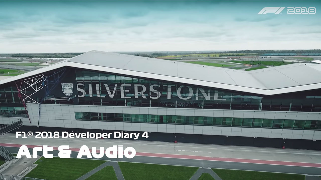 F1 2018 Developer Diaries