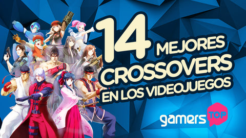 gamers top videojuegos tv
